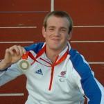 BBC Sport piece on Paralympian Ben Rushgrove
