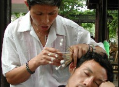 Ear cleaning 2